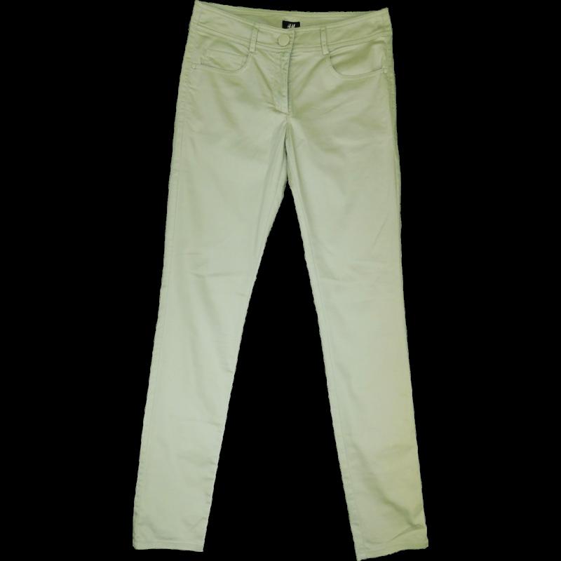 H&M cappucino színű nadrág (S/36)