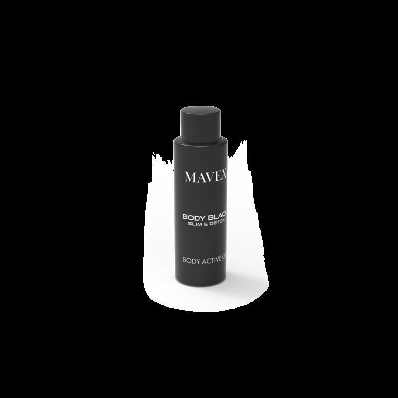 Body Black Active Oil 100 ml